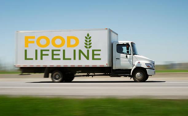 Food Lifeline truck