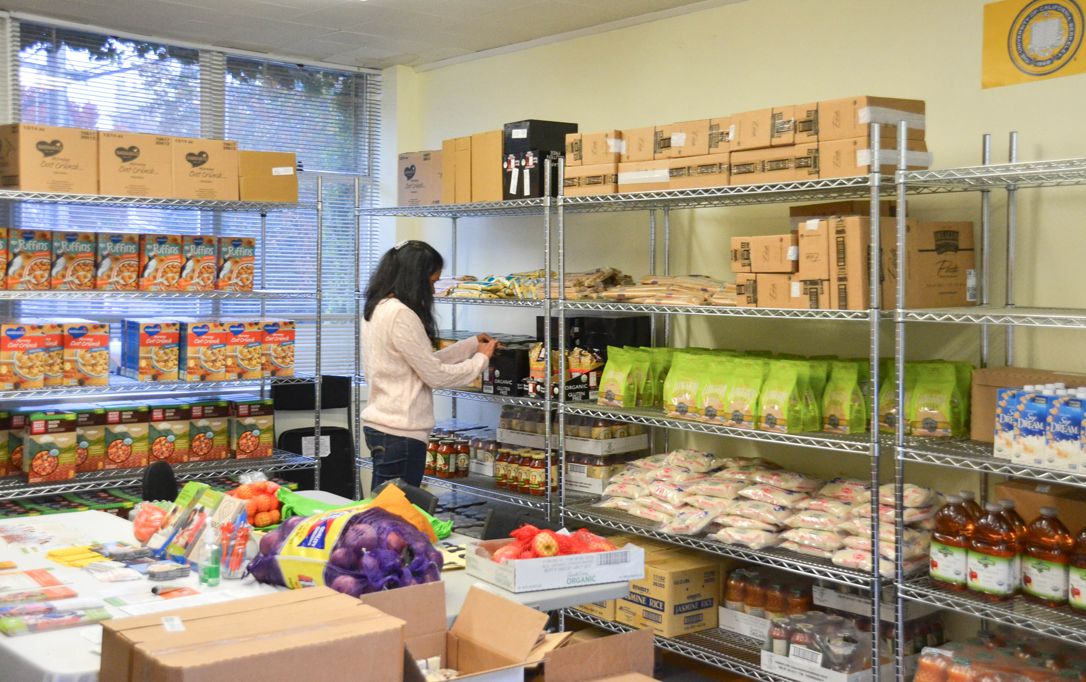 Campus Food Pantry