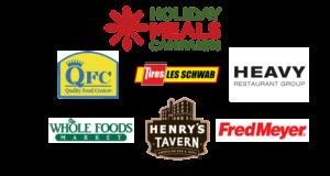 Holiday Meals Partner Logos
